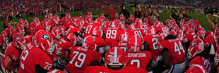 College Football Week 9 Betting Lines & Preview for Georgia at Florida.