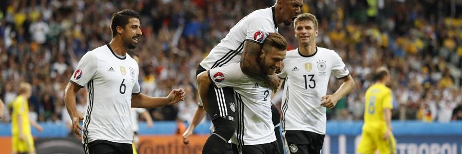 Germany vs Poland Euro 2016 Spread Preview