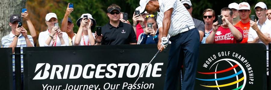 Best Betting Picks for World Golf Championships-Bridgestone Invitational