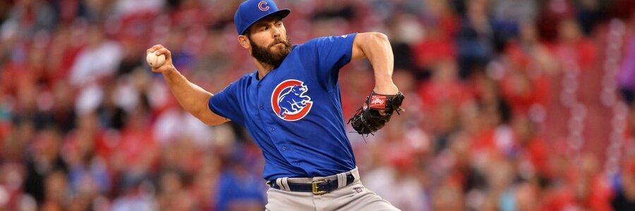 If the Nationals sign Jake Arrieta, their MLB Betting Odds to win it all will be better than ever.
