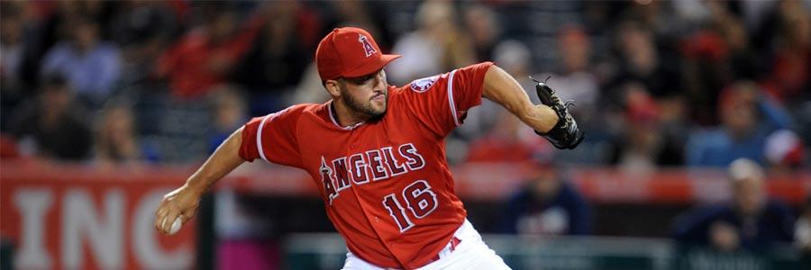 LA Angels at Boston Red Sox MLB Baseball Betting Preview