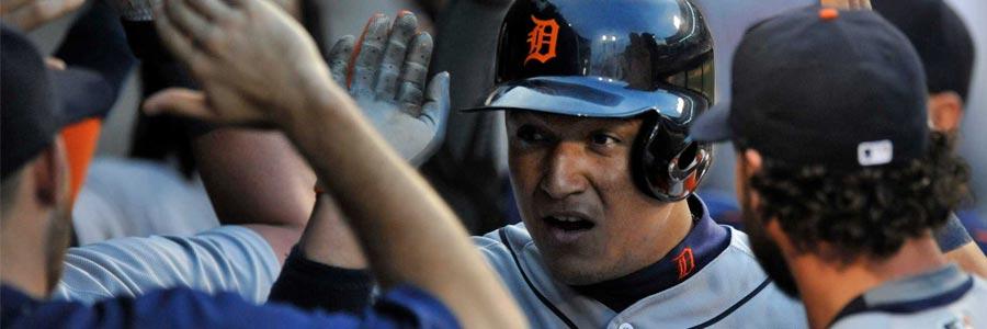 Detroit Tigers at Kansas City Royals MLB Odds Pick