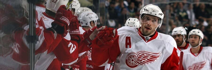 Red Wings 2016-17 Stanley Cup Odds Take Hit With Datsyuk Decision