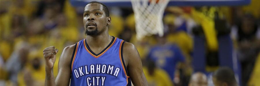 NBA Betting Odds on Where Will Kevin Durant Sign