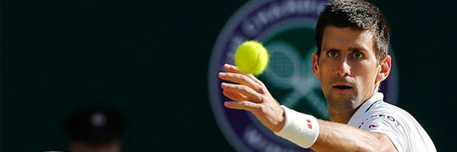 Novak Djokovic Heavy Favorite On Betting Lines To Win Wimbledon
