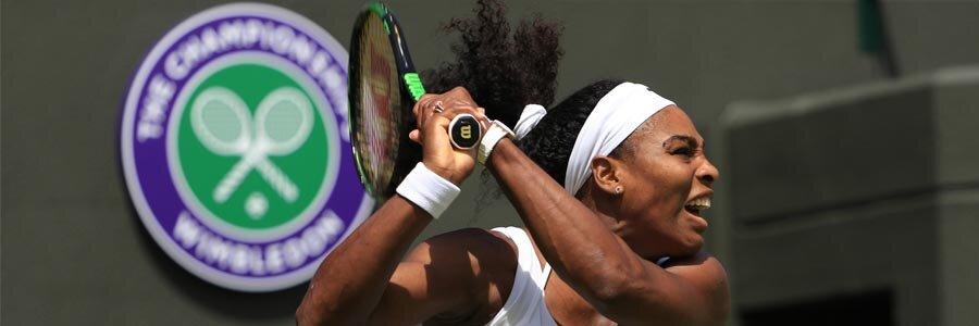 Serena Williams is One To Beat On Betting Lines For Wimbledon