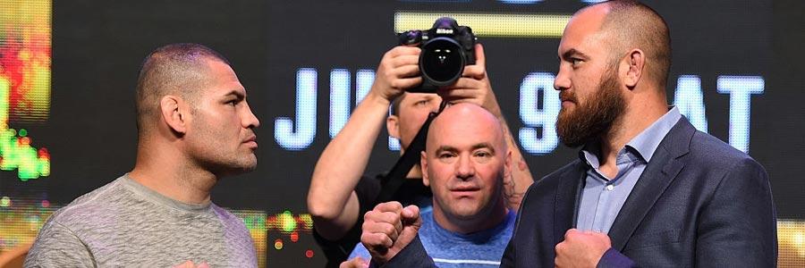 UFC 200 Betting Odds Cain Velasquez vs. Travis Browne