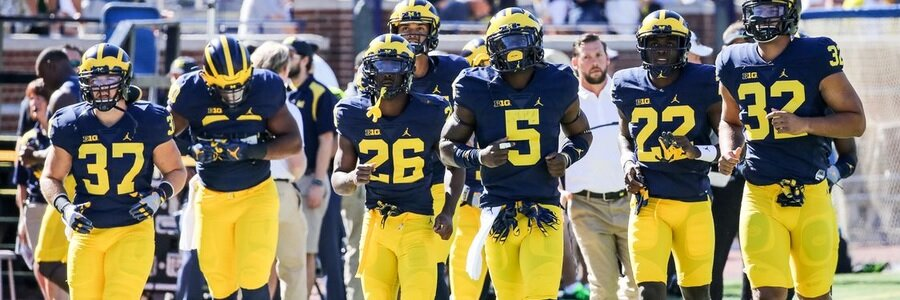 Michigan Wolverines will take a step back this NCAAF season.