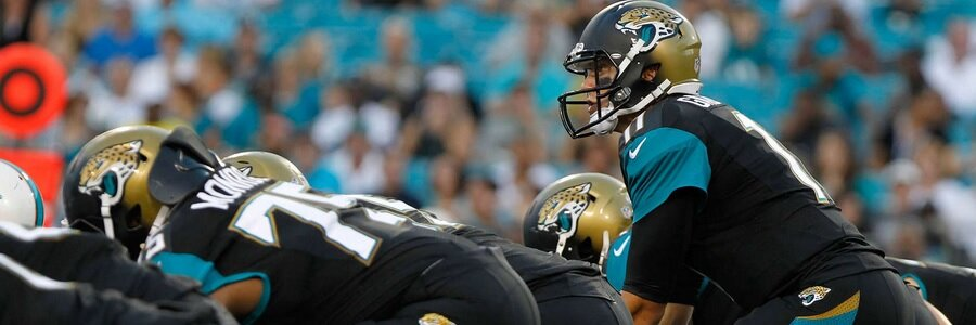 NFL Week 1: Last season was supposed to be the year when the Jaguars finally got out of the basement.