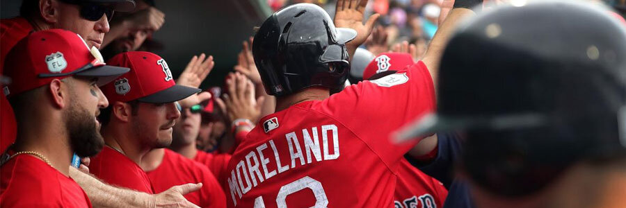 2017 Boston Red Sox MLB Betting Season Prediction