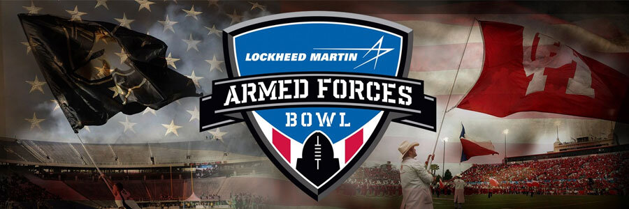 Houston vs Army 2018 Armed Forces Bowl Odds & Preview