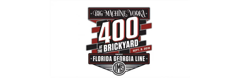 2018 Big Machine's Vodka 400 at the Brickyard Odds & Preview