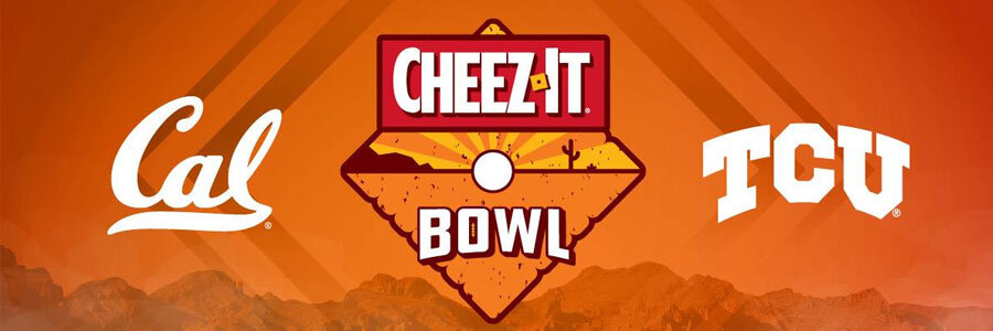 California vs TCU 2018 Cheez-It Bowl Odds & Game Preview