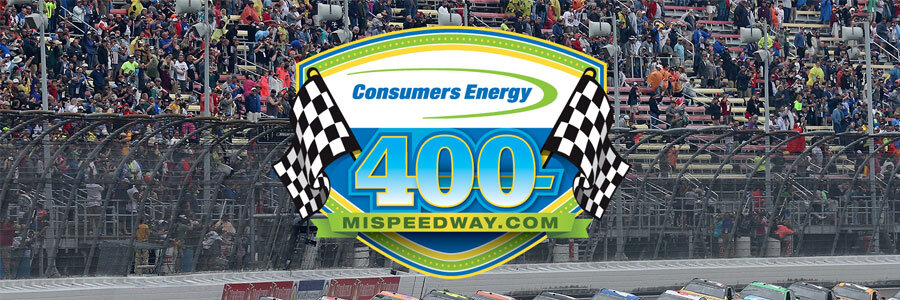 2018 Consumers Energy 400 Odds & Picks