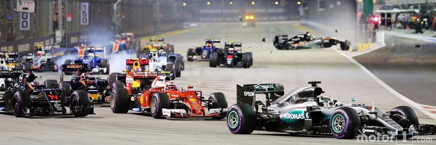 2018 Singapore Grand Prix Odds & Analysis
