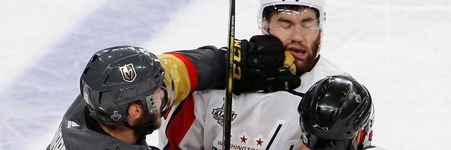 Golden Knights at Capitals Game 3 NHL Odds & Betting Preview