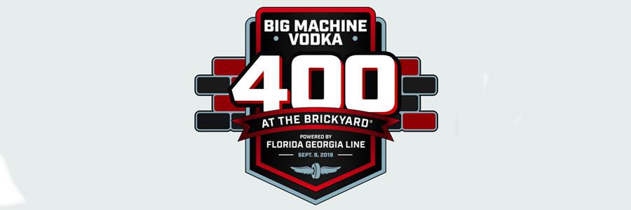 2019 Big Machine Vodka 400 at The Brickyard Odds, Predictions & Picks