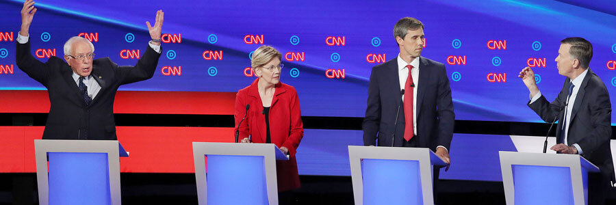 2019 Democratic Debate Odds, Preview, and Analysis