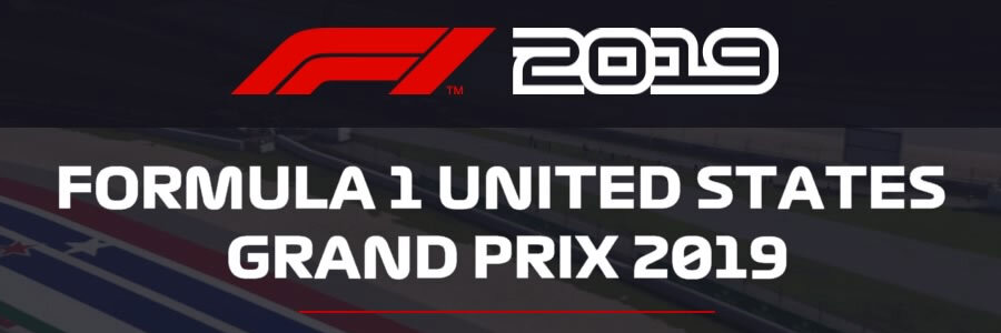 2019 United States Grand Prix Odds, Preview & Picks