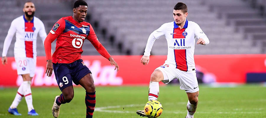 2020-21 Ligue 1 Championship Betting Odds & More