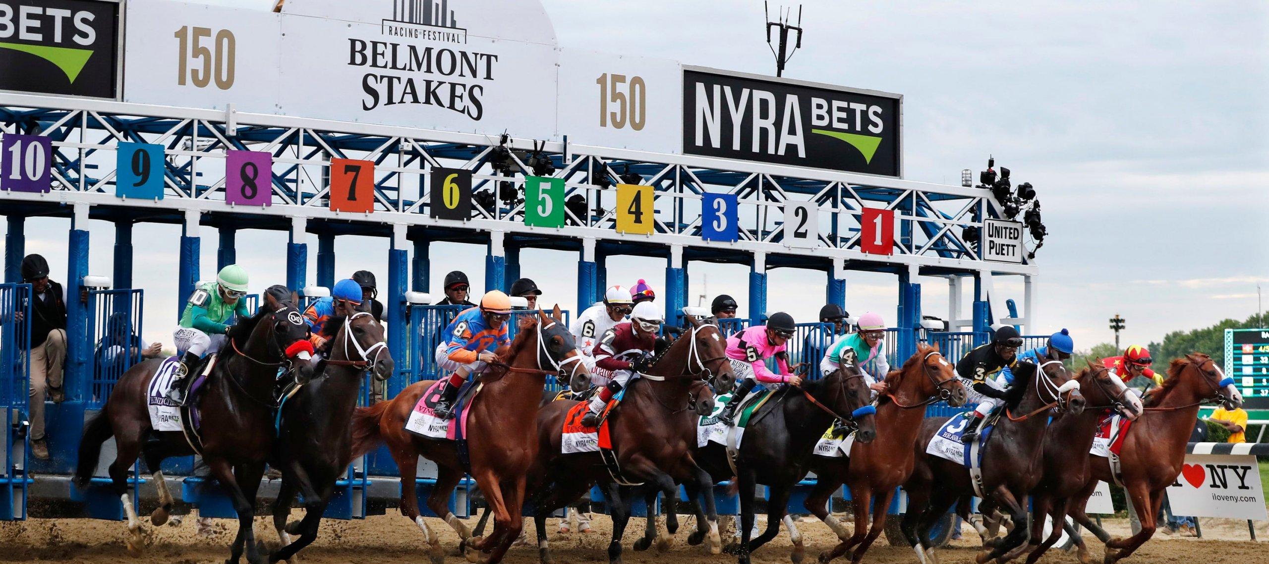 2020 Belmont Stakes Odds & Free Picks
