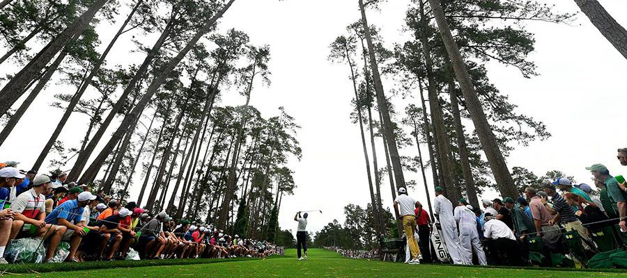 2020 Masters COVID-19 News Update - PGA Tour Betting