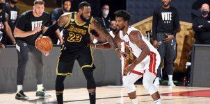 2020 NBA Betting News & Rumors October 12th Edition