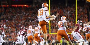 2020 NCAAF Analysis - Can Clemson Win the Championship?