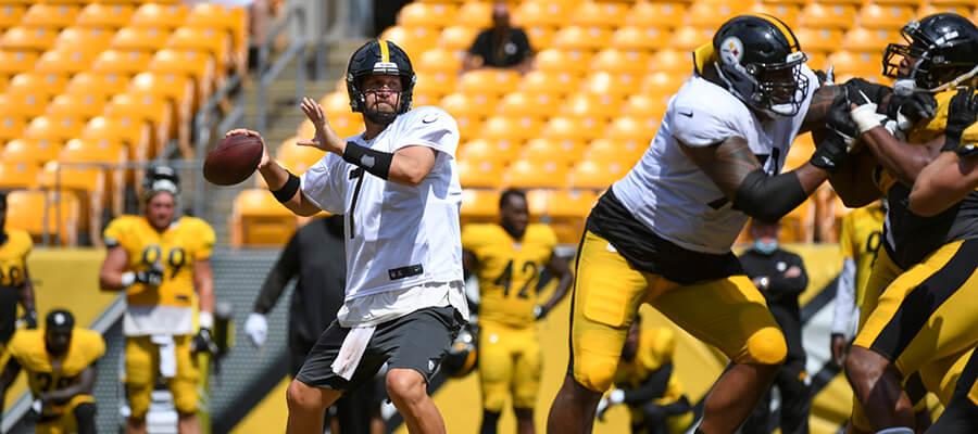 2020 NFL Betting Analysis - Return of Big Ben & Pittsburgh