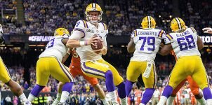 2020 NFL Draft Odds More 1st Round Picks AAC, Pac-12, Big 12, LSU & Alabama