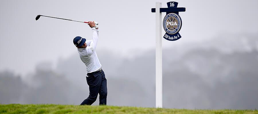 2020 PGA Championship Odds & Pick - PGA Tour Betting