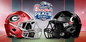 2020 Peach Bowl Bowl Expert Analysis - NCAAF Betting