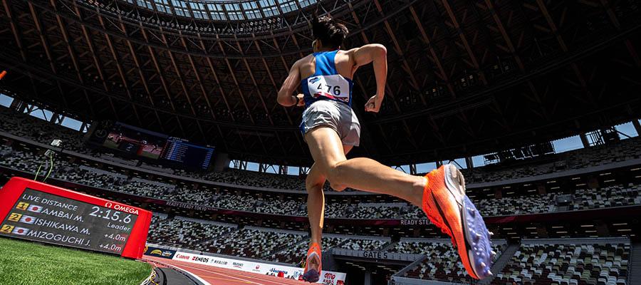2020 Tokyo Olympics: Athletics Sports Betting Guide