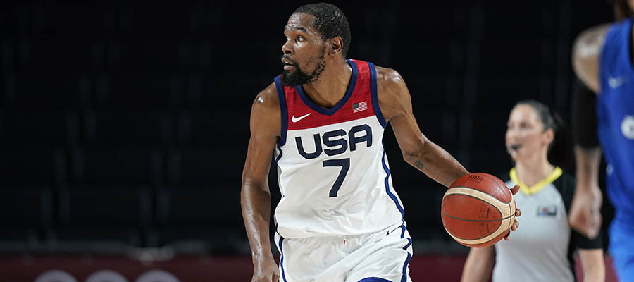 2020 Tokyo Olympics Men's Basketball: Semi-Final Matches to Bet On