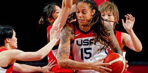 2020 Tokyo Olympics Men's & Women's Basketball: Quarterfinal Matches to Bet On