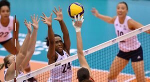 2020 Tokyo Olympics: Volleyball Events During the Week