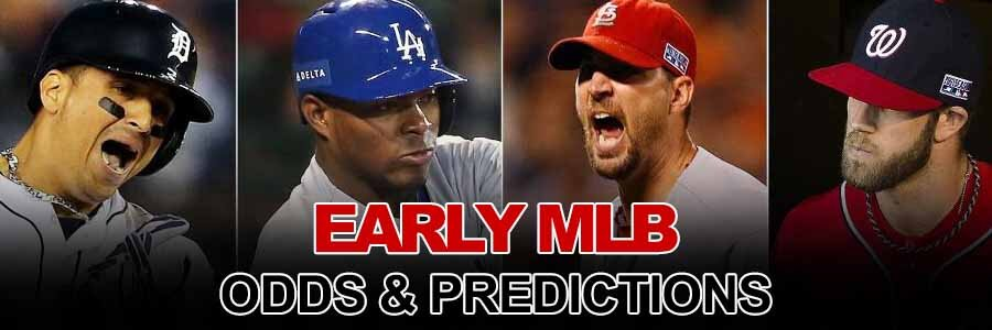 Early MLB Odds & Predictions – 2020 AL and NL Pennant Odds Revealed