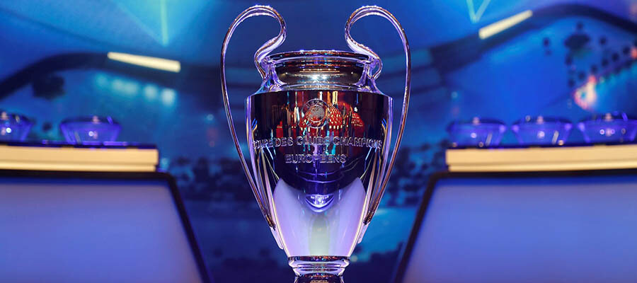 2021 Champions League Odds Update After Round of 16