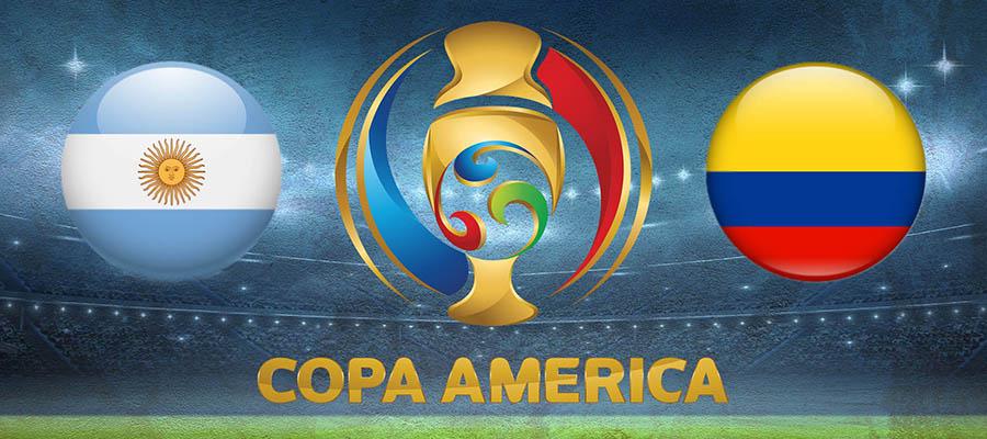 2021 Copa America Semi-finals Betting: Colombia vs Argentina Odds