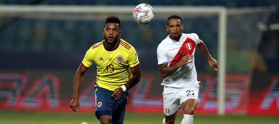 2021 Copa America Third Place Betting: Colombia vs Peru Odds