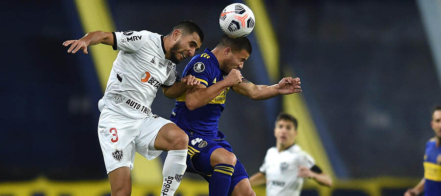 2021 Copa Libertadores Round of 16: Boca Juniors Looking to Advance to Next Round