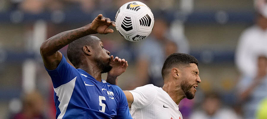 2021 Gold Cup - Group Stage Matches to Bet On: Canada vs Haiti, USA vs Martinique