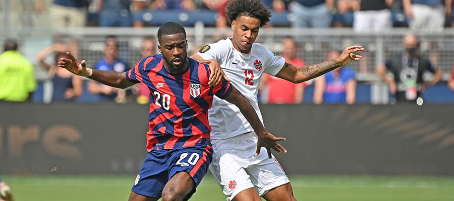 2021 Gold Cup Quarterfinals Matches to Bet On: Canada vs Costa Rica, Jamaica vs United States