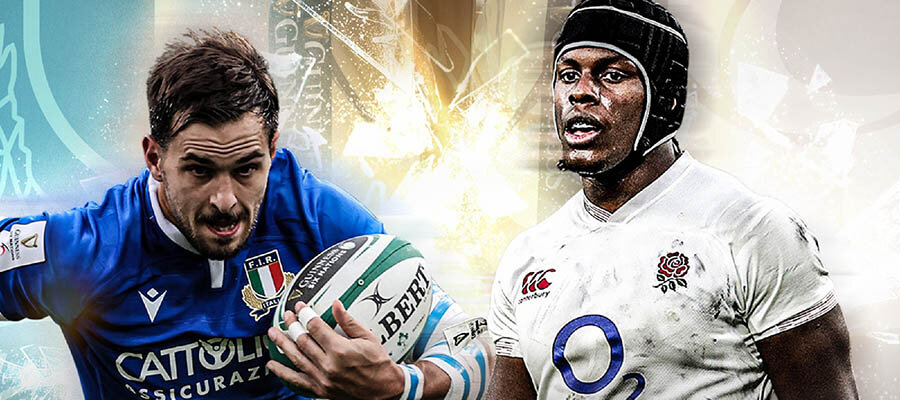 2021 Guinness Six Nations Round 2 Odds Update