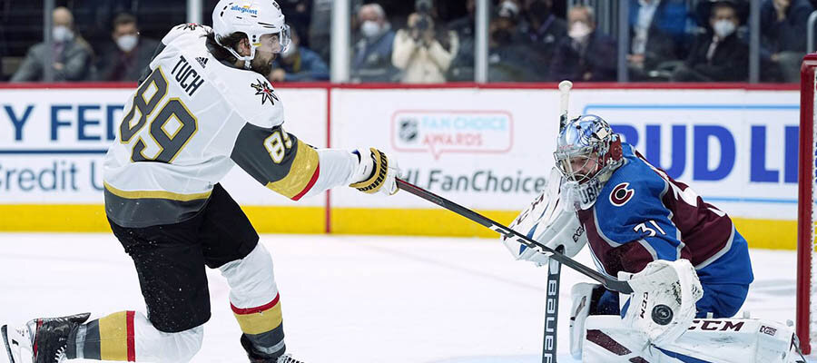 2021 Stanley Cup Odds Update June 1st Edition - NHL Betting