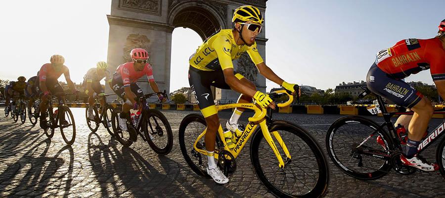 2021 Tour de France Betting Odds: Tadej Pogačar and Primož Rogljič Favored to Win