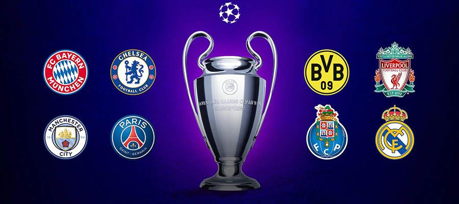 2021 UEFA Champions League Quarter Finals Expert Analysis