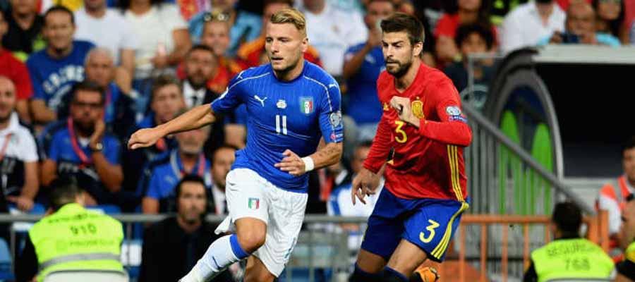 2021 UEFA Nations League: Italy vs Spain Betting Analysis