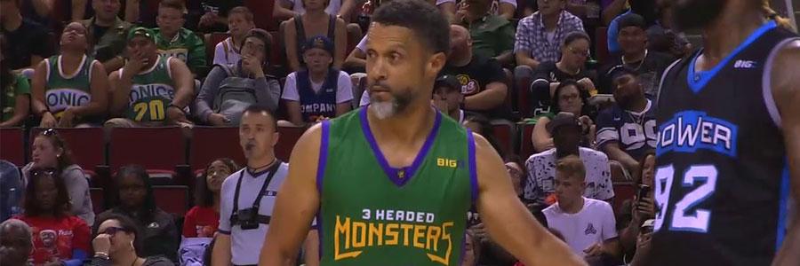 2018 Big 3 Basketball Playoffs Betting Preview