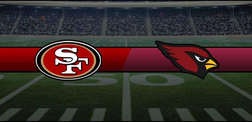 49ers vs Cardinals Result NFL Score